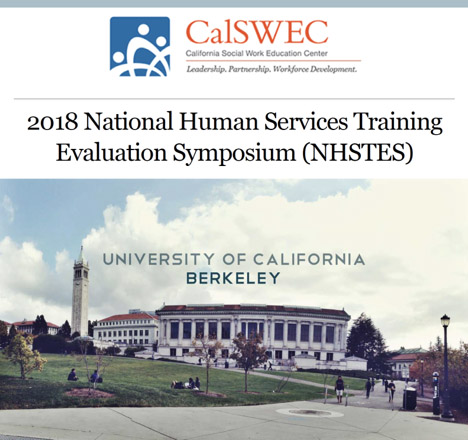 National Human Services Training Evaluation Symposium