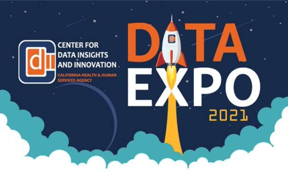 CDN Work/Partnership Showcased at CHHS 2021 Data Expo